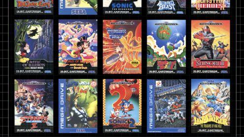 Mega Drive Mini : SEGA dévoile 10 jeux supplémentaires au Japon