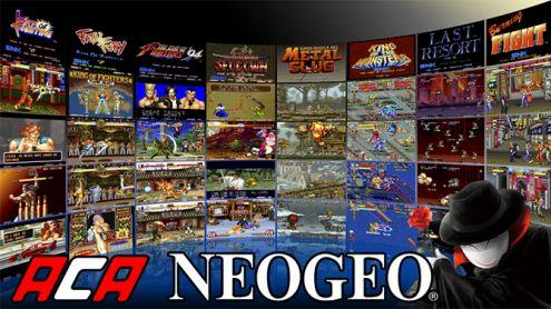 Les jeux ACA Neo-Geo sur Switch, PS4 et Xbox One, c'est fini... pour le moment