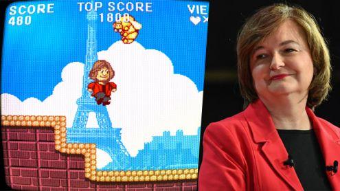 Européennes 2019 : LREM lance son jeu vidéo avec Nathalie Loiseau, essayez-le