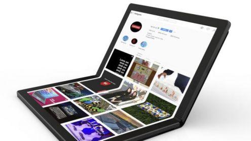 Lenovo dévoile le premier PC portable pliable au monde, la vidéo
