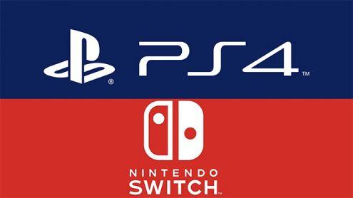 La Nintendo Switch est désormais devant la PS4 au Japon