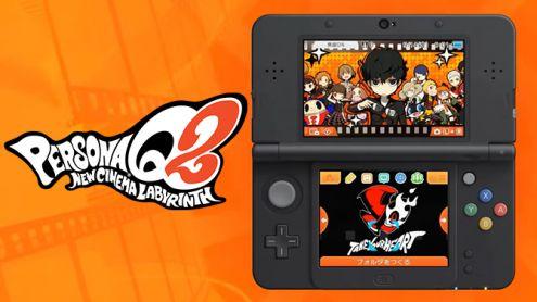 Persona Q2 New Cinema Labyrinth : Du contenu gratuit arrive aujourd'hui sur 3DS
