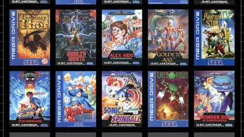 Mega Drive Mini : SEGA annonce dix jeux supplémentaires et il y a encore des surprises