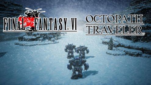 L'intro mythique de Final Fantasy VI reproduite avec le moteur d'Octopath Traveler