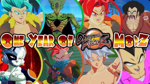 Dragon Ball FighterZ : Une vidéo compile les meilleurs mods, et ça donne envie