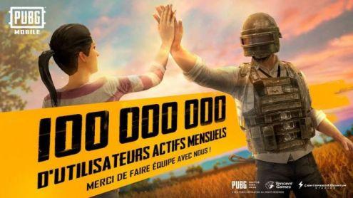 PUBG Mobile : 100 millions de joueurs, Saison 7 et Royale Pass dévoilés