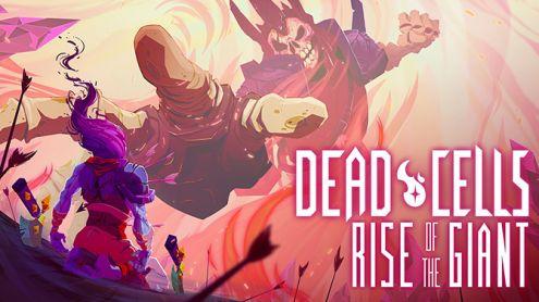 Dead Cells : Le DLC Rise of The Giant arrive enfin sur Switch