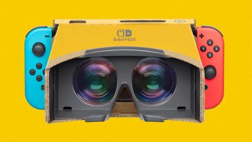 Nintendo Switch : Un nouveau moteur compatible avec la réalité virtuelle