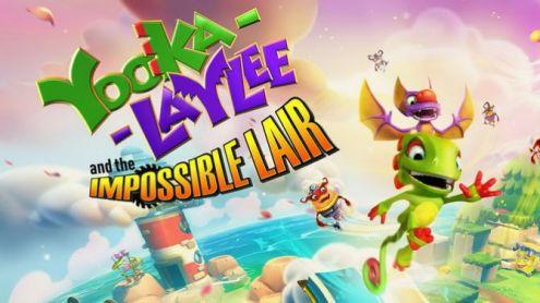 E3 2019 : Yooka-Laylee and the Impossible Lair s'annonce en première vidéo