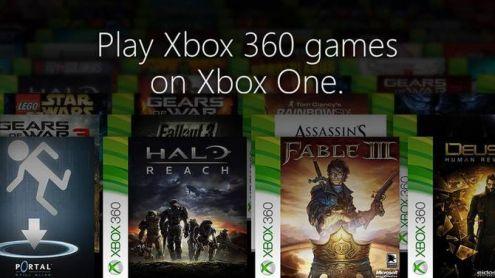 Rétrocompatibilité Xbox One : Microsoft n'ajoutera plus d'autres jeux