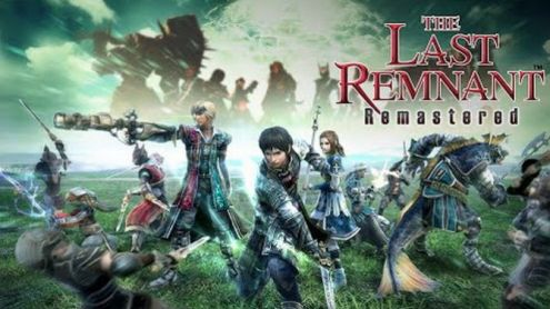 E3 2019 : The Last Remnant Remastered arrive sur Switch... AUJOURD'HUI
