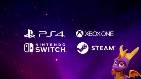 E3 2019 : Spyro Reignited Trilogy se trouve une date de sortie sur Switch et PC