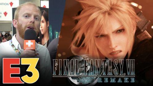 E3 2019: On a ENFIN joué à Final Fantasy VII Remake, à la hauteur des attentes?
