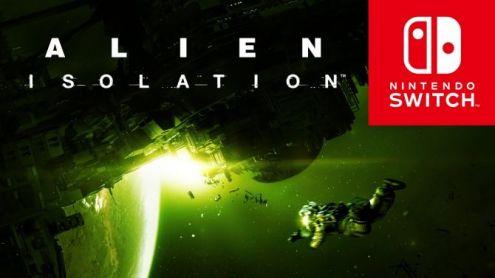 E3 2019 : Alien Isolation viendra vous faire crier sur Nintendo Switch