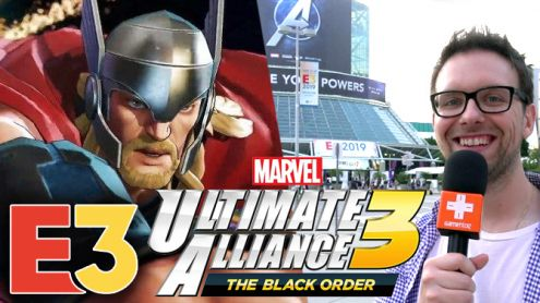 E3 2019 : On a joué à Marvel Ultimate Alliance 3, une bonne alternative au jeu Avengers ?