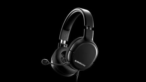 E3 2019 : SteelSeries annonce la sortie du casque Arctis 1