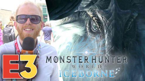 E3 2019 : On a bravé le froid dans Monster Hunter World Iceborne et on a eu chaud