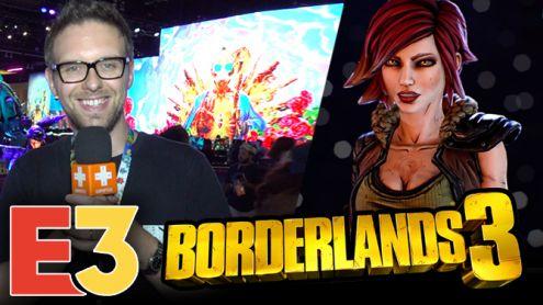 E3 2019 : On a essayé la nouvelle classe de Borderlands 3 et dézingué des disciples de YouTubeurs