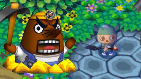 E3 2019 : Animal Crossing New Horizons met Mr. Resetti au chômage