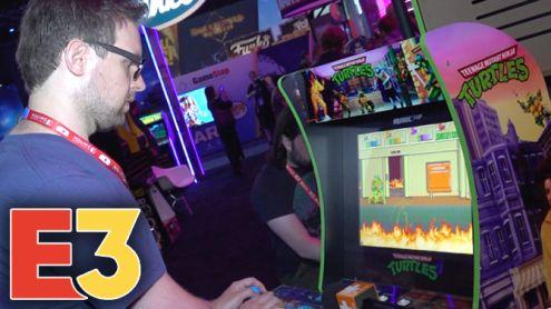 E3 2019 : On a essayé les bornes Arcade 1Up, prix et autres infos croustillantes