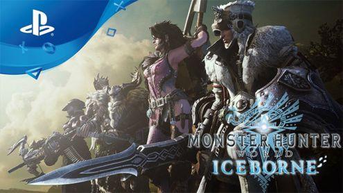 Monster Hunter World : Iceborne livre les dates de sa première beta sur PlayStation 4