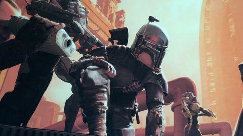 Star Wars : Le jeu annulé 1313 montre une ébauche façon Uncharted