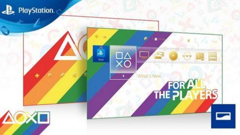 PS4 : Le thème For All the Players est disponible gratuitement sur le PSN