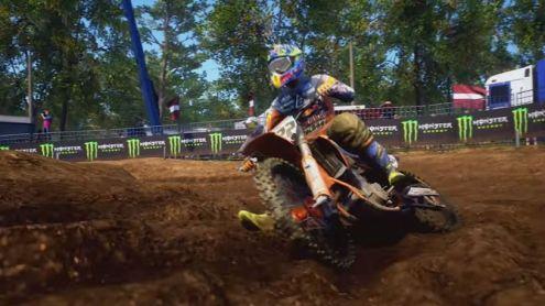 MXGP 2019 montre du gameplay en vidéo, bonus de précommande détaillés
