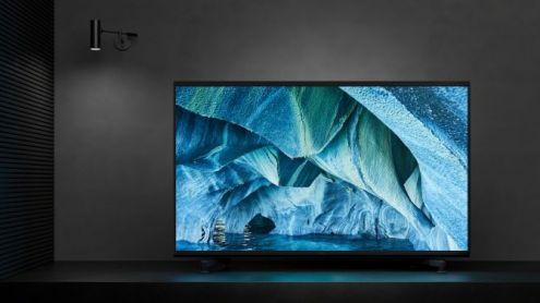 On a vu le téléviseur SONY 85ZG9, un écran 8K HDR de 85 pouces !