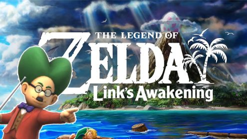 Zelda Link's Awakening Switch : Le remake dévoile le nouveau look de certains personnages en vidéo