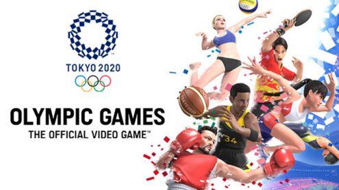 Nintendo Switch : Une démo temporaire pour le jeu officiel des Jeux Olympiques de Tokyo 2020