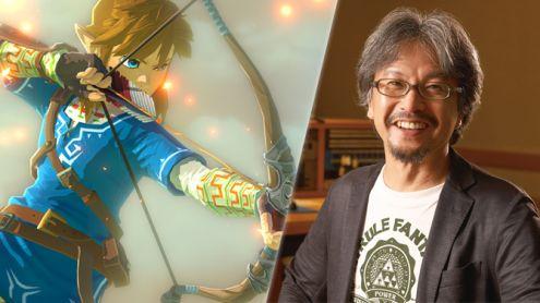 Zelda Breath of the Wild 2 : Aonuma ne veut pas travailler avec des spécialistes du jeu vidéo