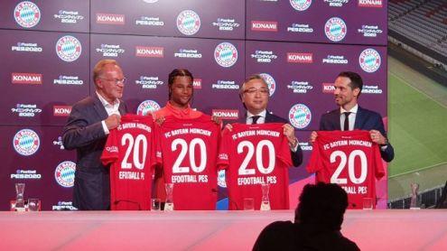 eFootball PES 2020 : Bayern Munich, nos premières impressions ingame en direct de Bavière