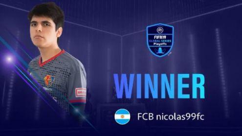 FIFA 19 Global Series (PS4) : Nicolas99FC vainqueur à Berlin, Maestro rejoint Daxe et Rafsou à Londres