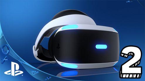 PS5 : Des brevets nous en disent plus sur le futur PlayStation VR 2, toutes les infos
