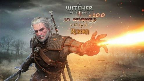 The Witcher 3 : La version 10.0 du mod améliorant les graphismes disponible