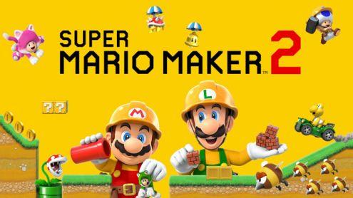 Ils prennent l'avion pour San Diego et gagnent une Switch avec Super Mario Maker 2
