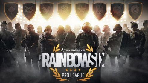 Rainbow Six Siege : La Pro League Europe prend une pause, les français en bonne position