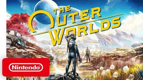 La Nintendo Switch accueillera également The Outer Worlds, l'annonce en vidéo