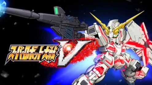 Super Robot Taisen V : La version Switch et PC dévoile tous ses méchas en vidéo