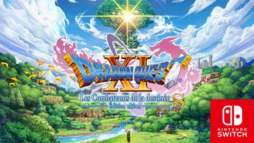 Dragon Quest XI S : Square Enix annonce une démo sur l'eShop de la Switch