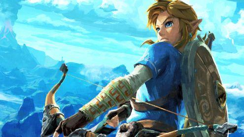 L'image du jour : Il existe 2 types de joueurs de Zelda BOTW