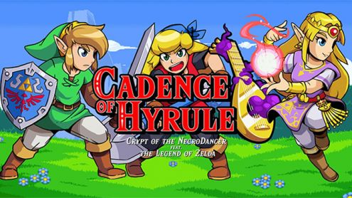 Cadence of Hyrule : Une démo fait son apparition en rythme sur l'eShop japonais