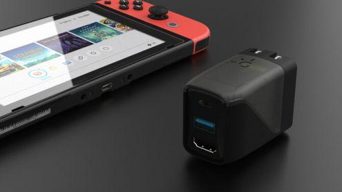 Nintendo Switch : Le dock qui tient dans la poche réussit sa campagne sur Kickstarter