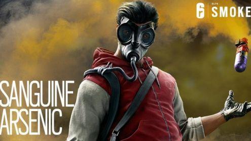 Rainbow Six Siege : Le nouveau skin élite de Smoke sera disponible cette semaine