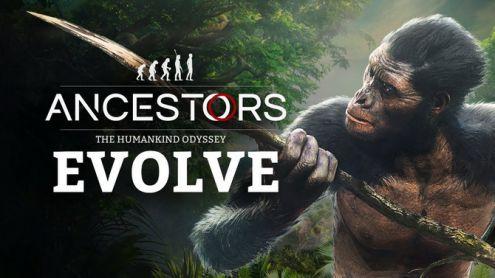 Ancestors The Humankind Odyssey : Patrice Desilets parle Évolution