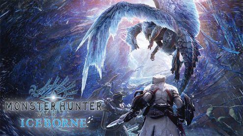 Gamescom 2019 : Monster Hunter World Iceborne ne laisse pas de glace en vidéo
