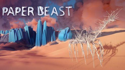 Gamescom 2019 : On a exploré le monde de Paper Beast, la nouvelle expérience d'Eric Chahi