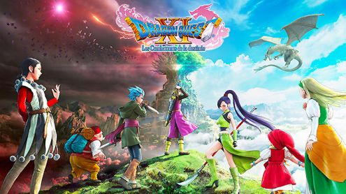 Gamescom 2019 : La démo de Dragon Quest XI S disponible sur Nintendo Switch