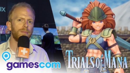 Gamescom 2019 : On a joué à Trials of Mana : Un remake ambitieux pour la série ? Impressions